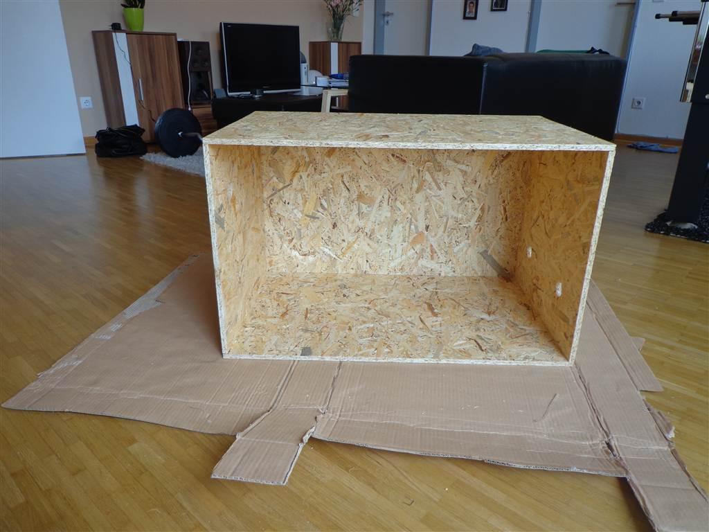 Terrarium selber bauen - Bauanleitungen,