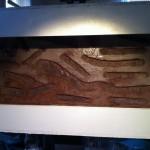 fertig lackierte styroporrückwand fürs terrarium