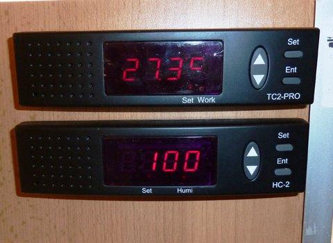 Lucky Reptile Thermo Control PRO II - Thermostat für Terrarien